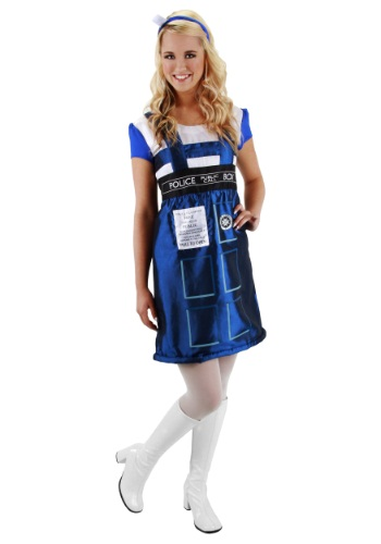 Adult Dr. Who TARDIS Dress