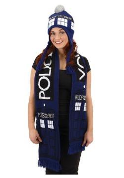 TARDIS Scarf