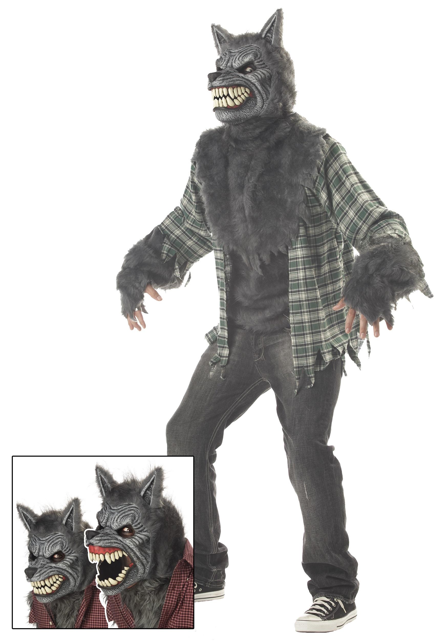 Full Moon Werewolf Costume  sc 1 st  Fun.com & Werewolf Full Moon Costume