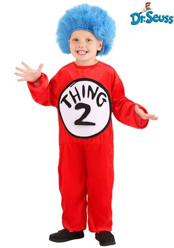 Kids Thing 1 & Thing 2 Costume Main UPD