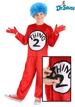 Kids Thing 1 & Thing 2 Costume