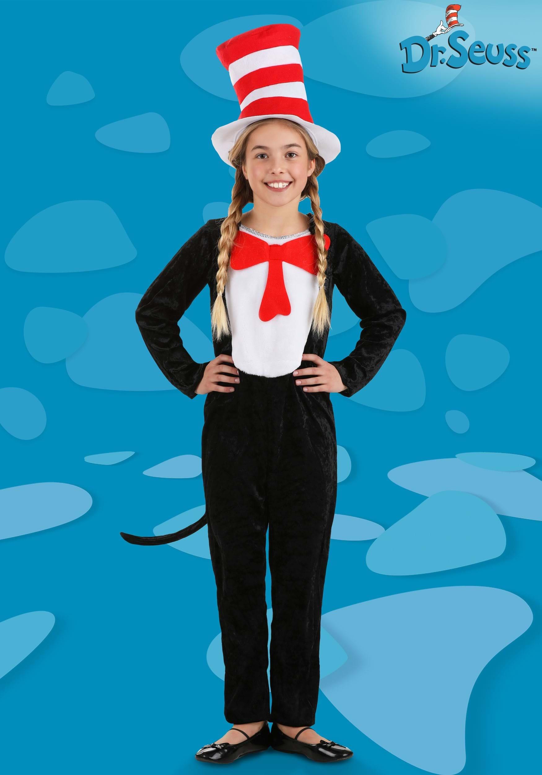 sc 1 st  Fun.com & Kids Cat in the Hat Costume