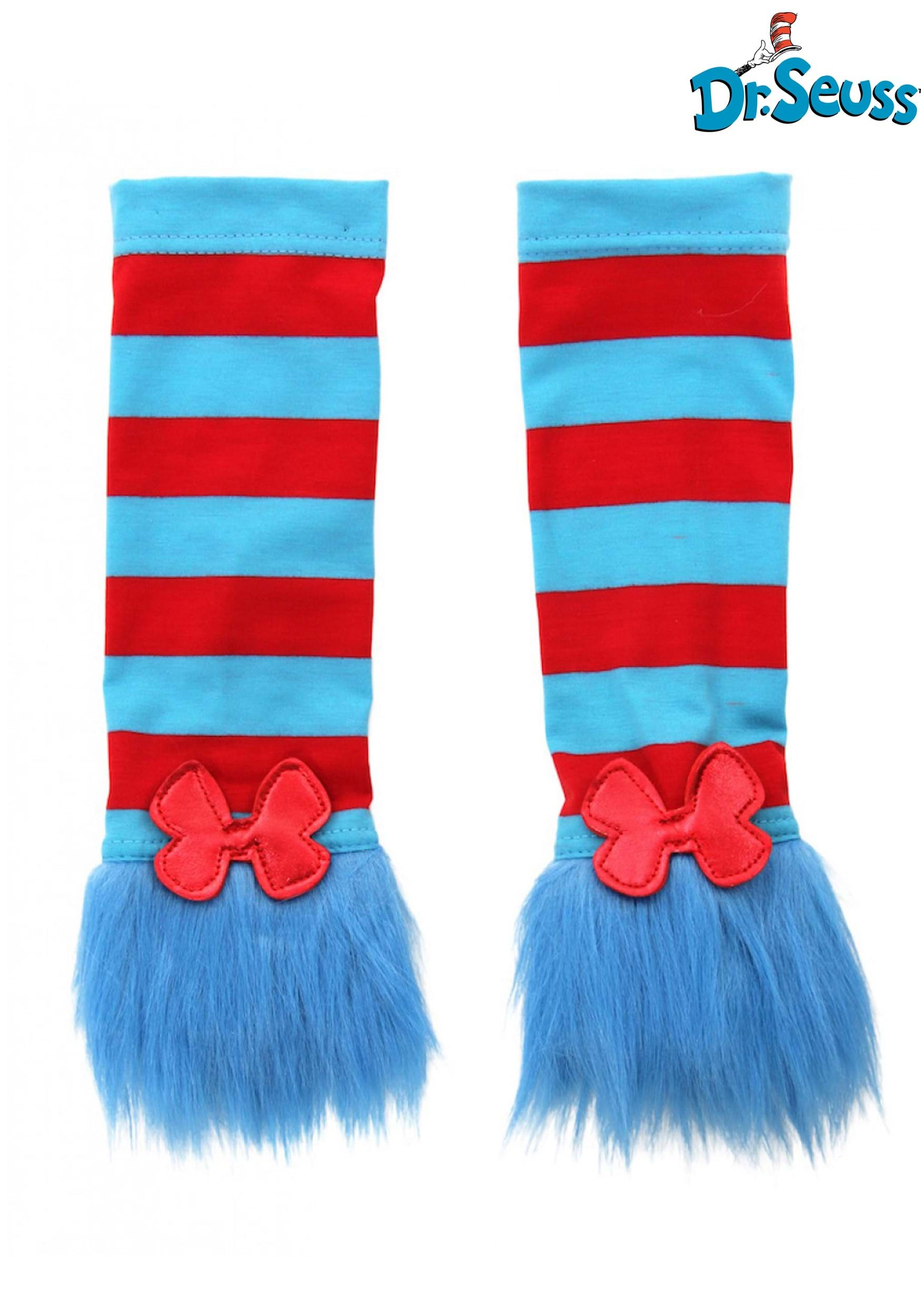 thing 1 u0026 thing 2 glovettes from dr seuss