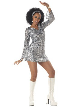 Disco Diva Dress Costume