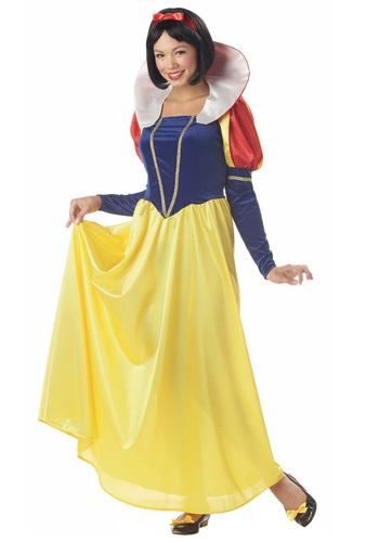 Women's Snow White Costume