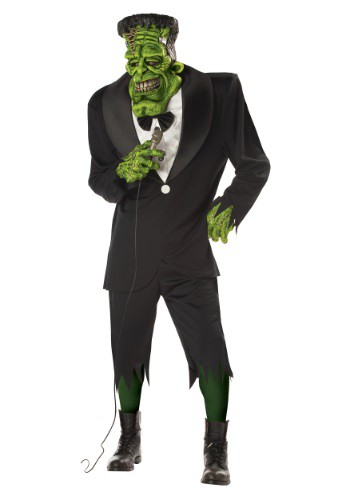 Men's Big Frank Costume