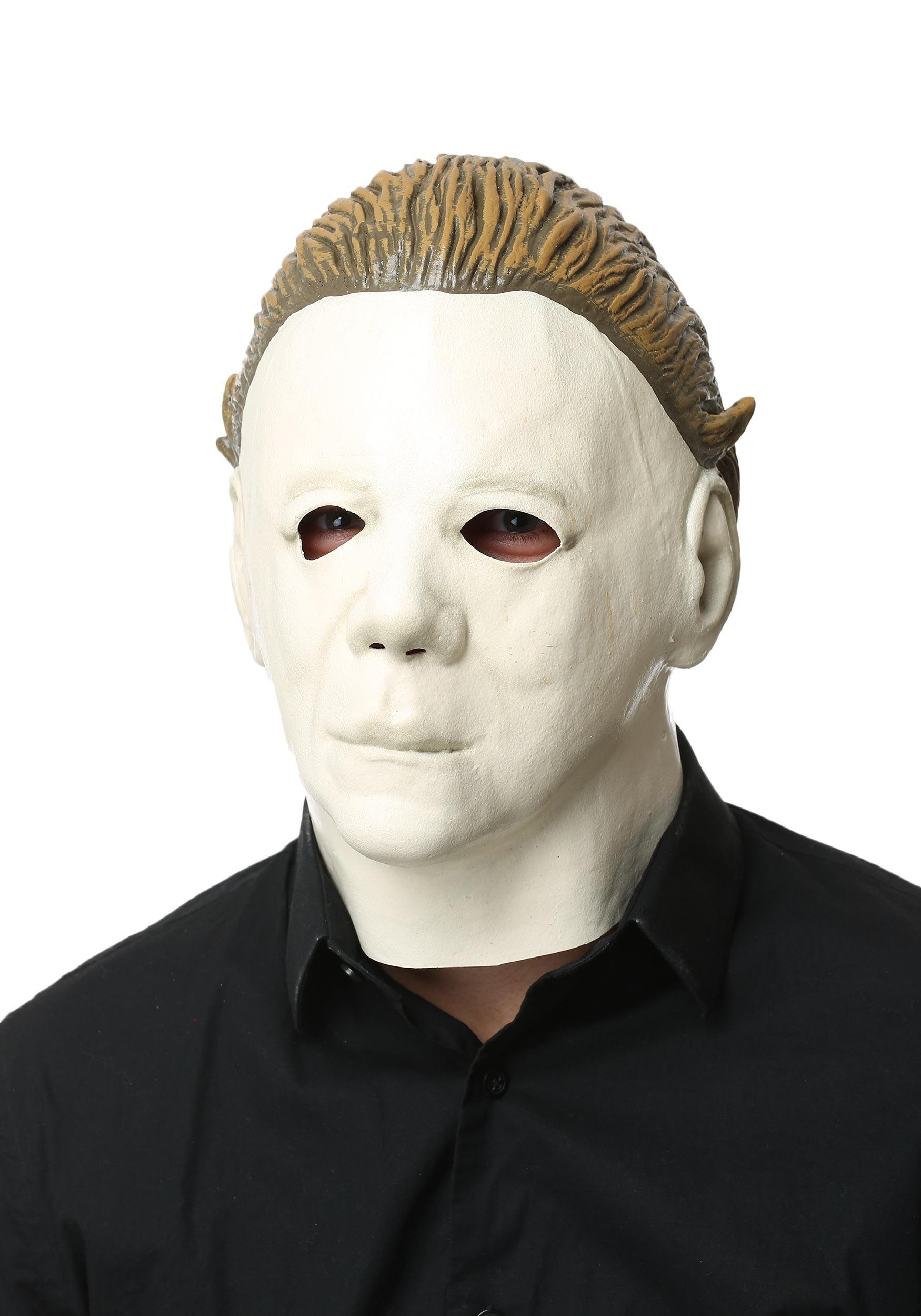 Myers Mask Adult Tank Top Halloween Ii