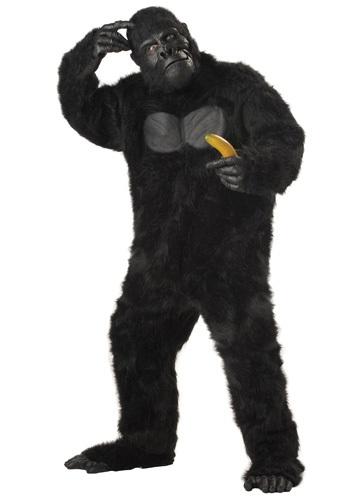 Adult Realistic Gorilla Costume