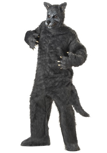 Mens Big Bad Wolf Costume