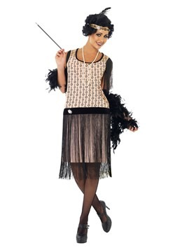 1920s Coco Flapper Costume For Women Update Main