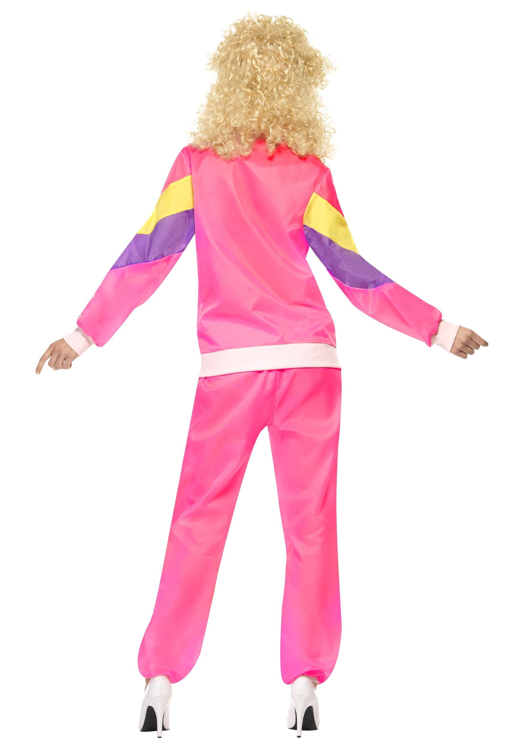Fancy Dress Clothes Women Fancy Dress Disco Fun Party 80 S