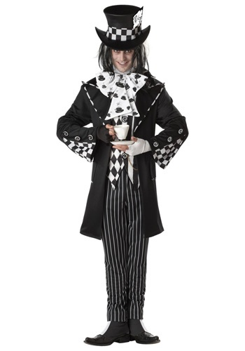 Wicked Mad Hatter Costume