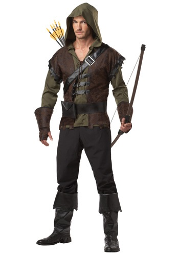 Mens Storybook Robin Hood Costume