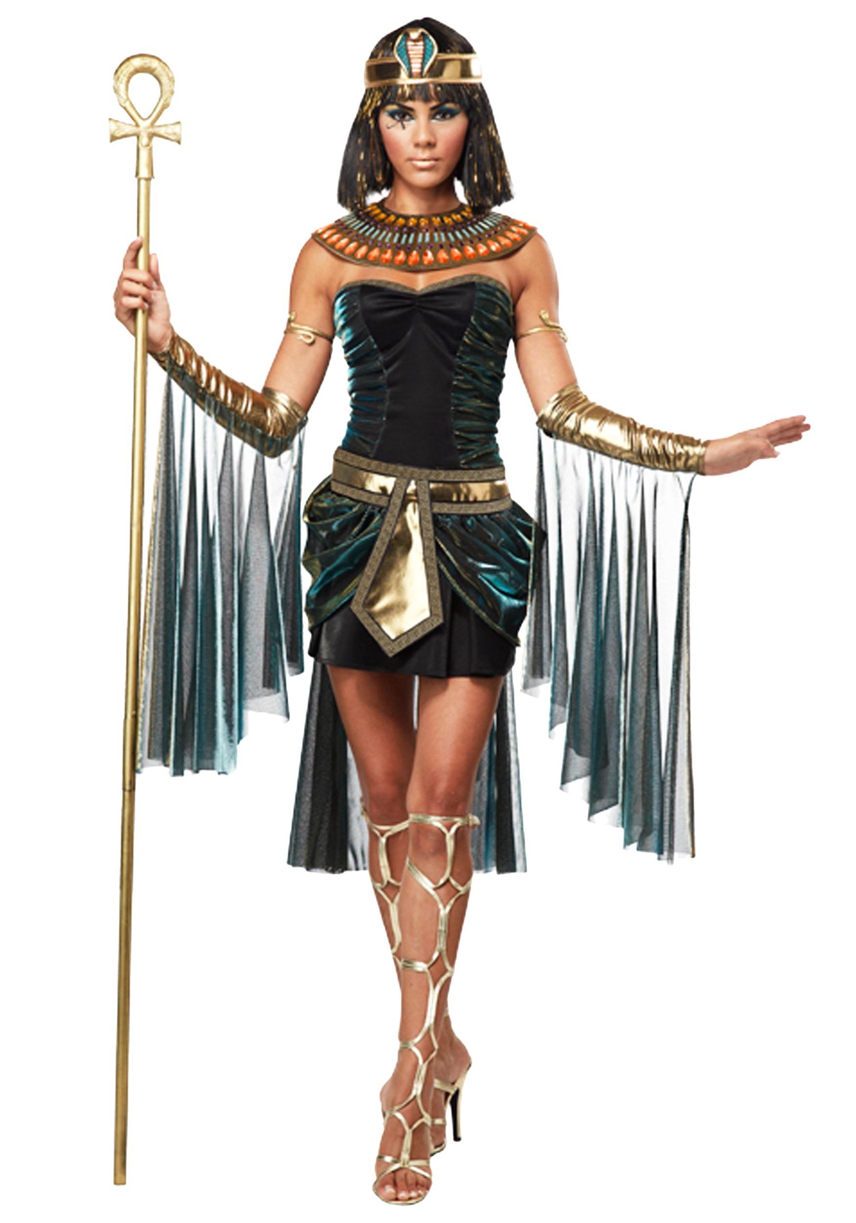 Plus Size Womens Egyptian Goddess Costume-update1  sc 1 st  Fun.com & Egyptian Goddess Plus Size Costume