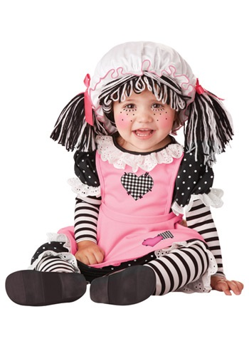 Rag Doll Costume For Baby