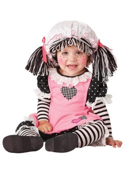 Rag Doll Costume for Infants