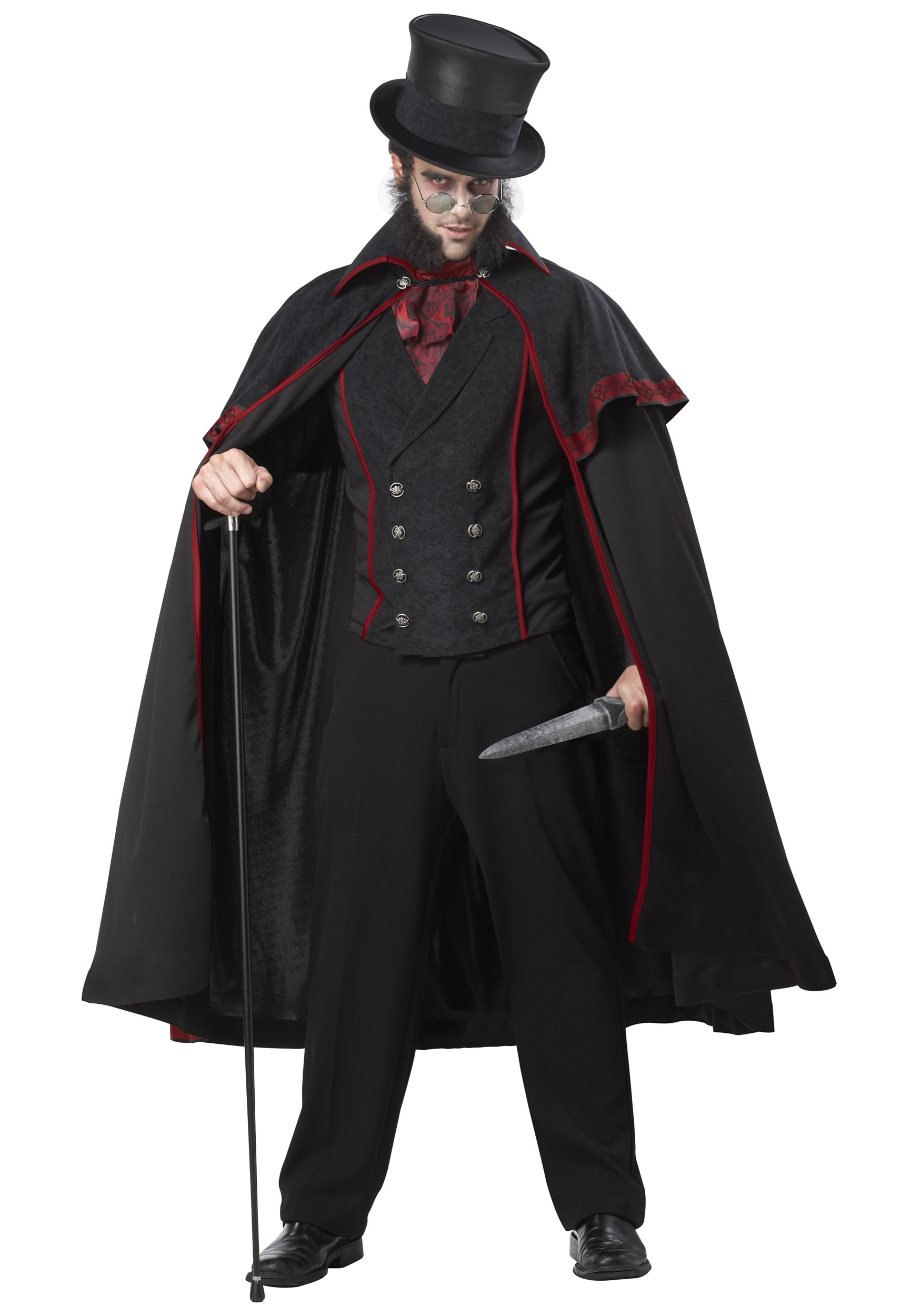 Jack the ripper costume victorian jack the ripper costume solutioingenieria Gallery