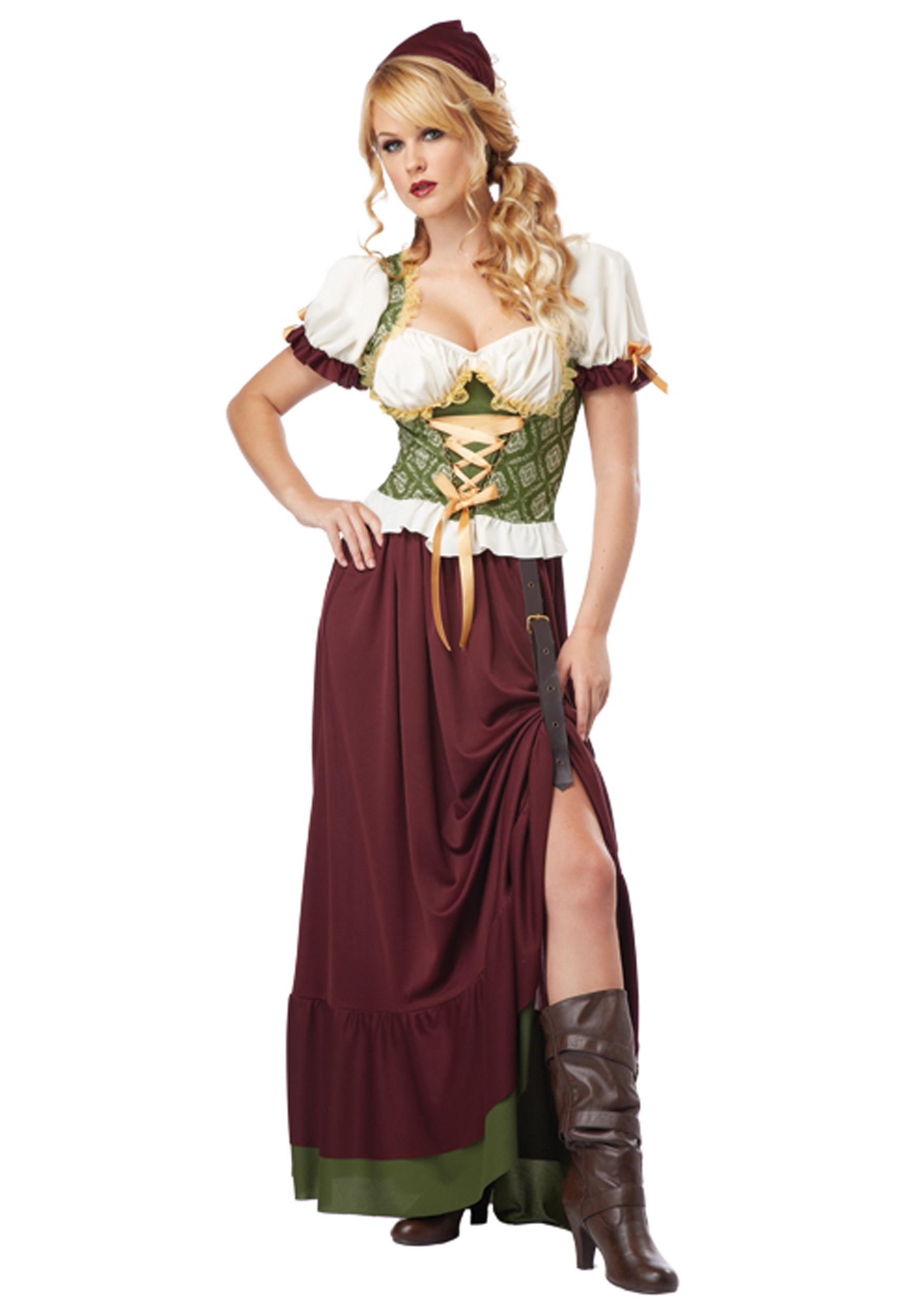 ec5cdf9bd616a Renaissance Wench Costume