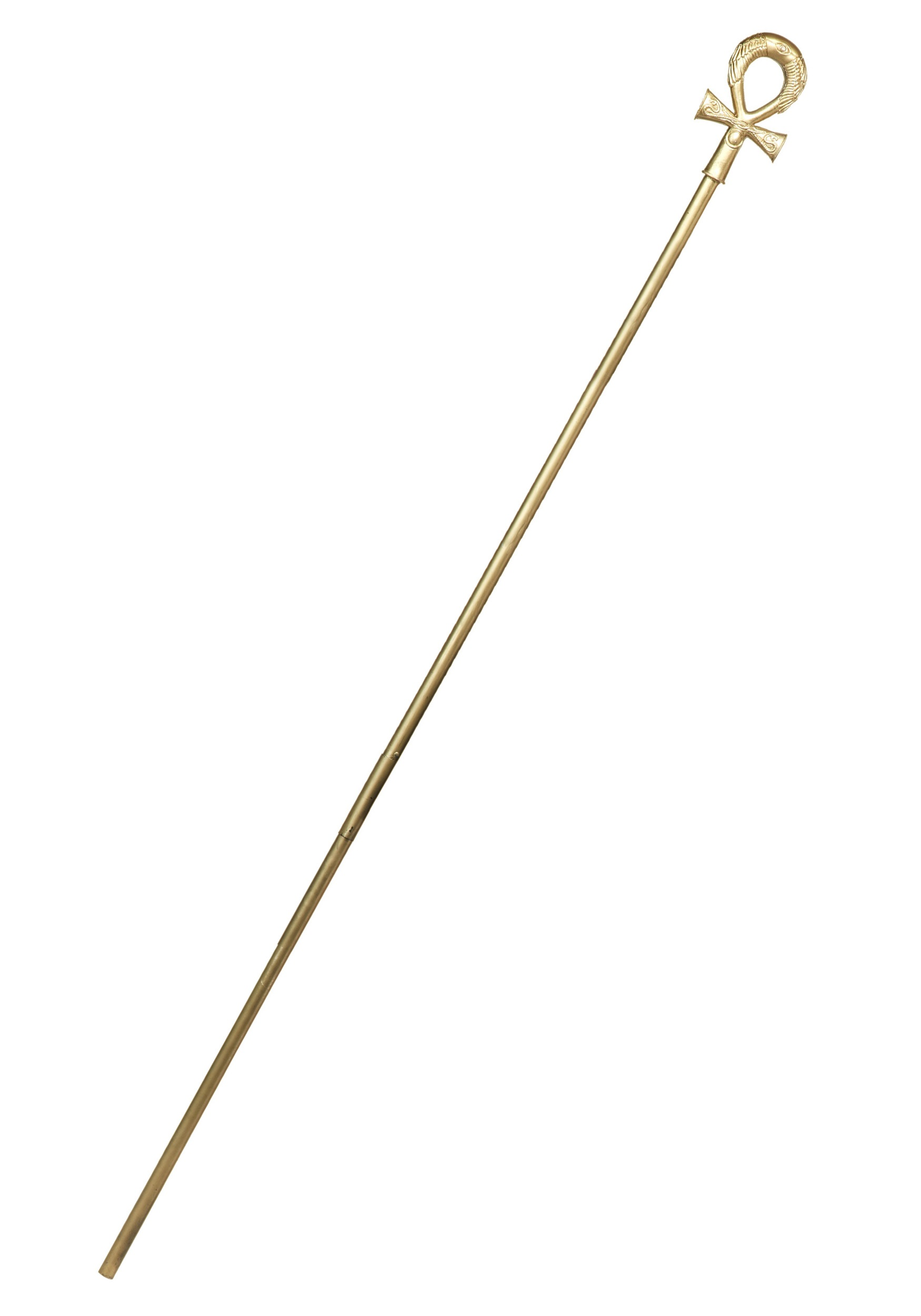 Gold Egyptian Staff
