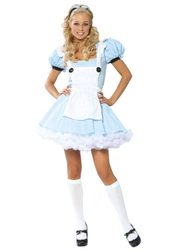 Women's Sassy Alice Costume