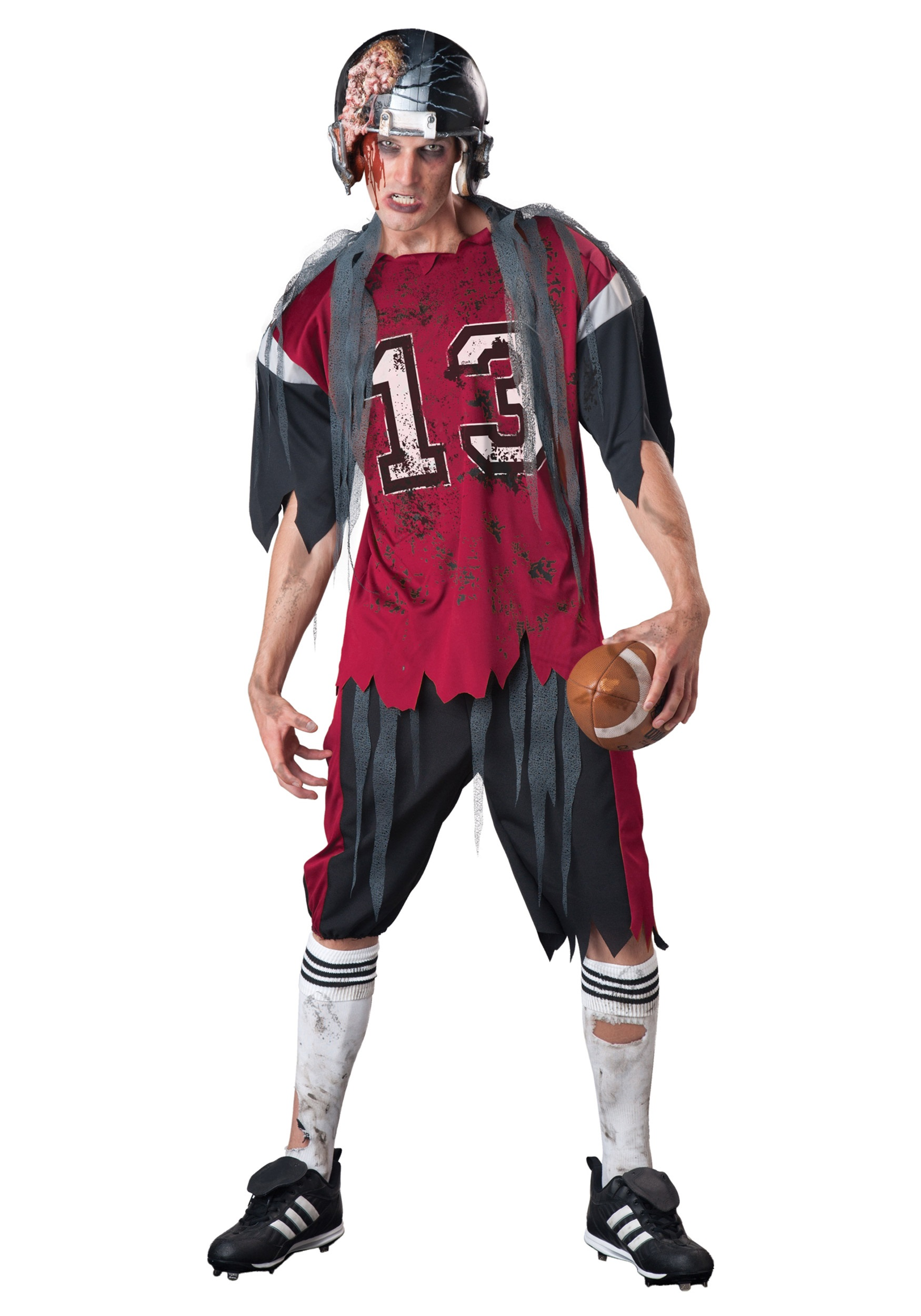 Dead Zone Zombie Costume For Adults