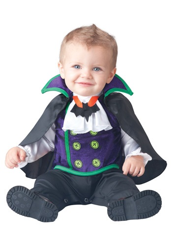Count Cutie Costume For Infants