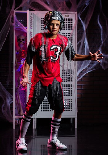 Dead Zone Zombie Boy's Costume