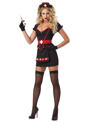 Women's Cardiac Arrest Nurse Costume