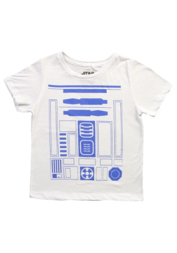 Kids I am R2D2 Costume T Shirt