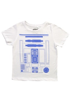 Kids I am R2D2 Costume T-Shirt