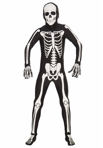 Bone Skin Suit for Kids