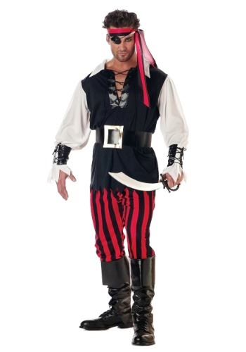 Men's Cutthroat Pirate Costume-update1