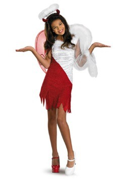 Heavenly Devil Tween Costume
