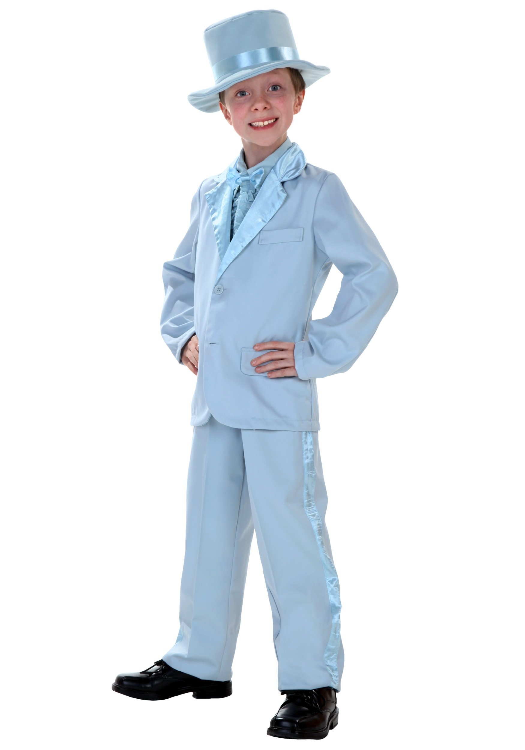 Blue Tuxedo for Children