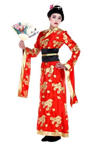 Adult Geisha Kimono Costume