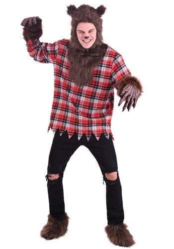 Fierce Werewolf Costume
