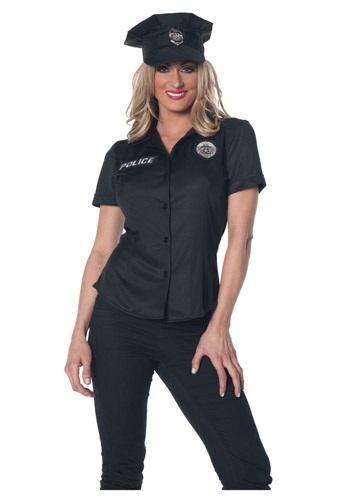 Police Shirt Costume For Women