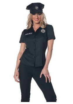 Police Shirt Costume For Women