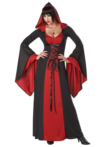 Deluxe Hooded Plus Size Robe