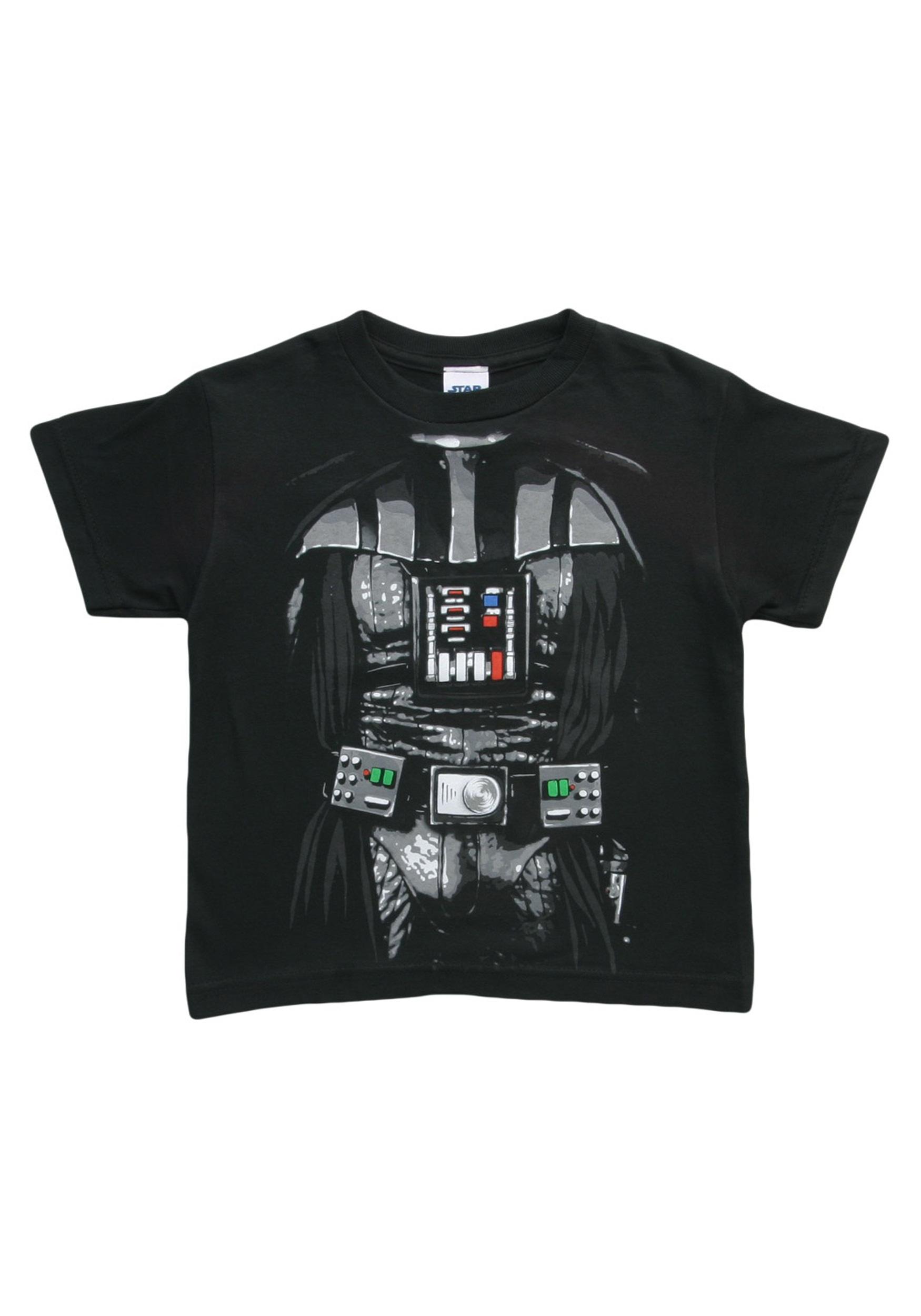 Juvy Star Wars Darth Vader Costume T-Shirt MAB0243JS
