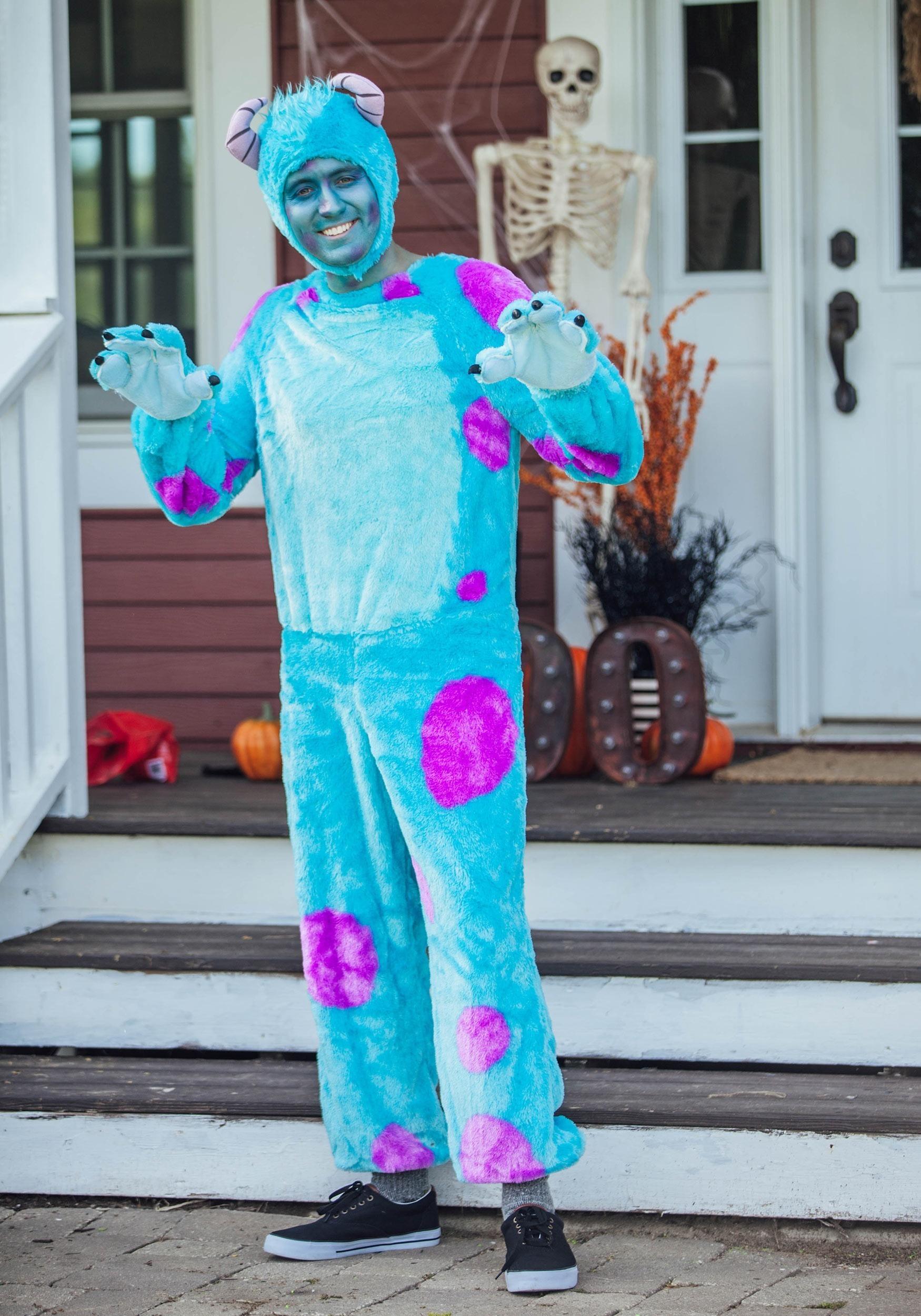 ... Plus Size Sully Costume  sc 1 st  Fun.com & Plus Size Sulley Costume