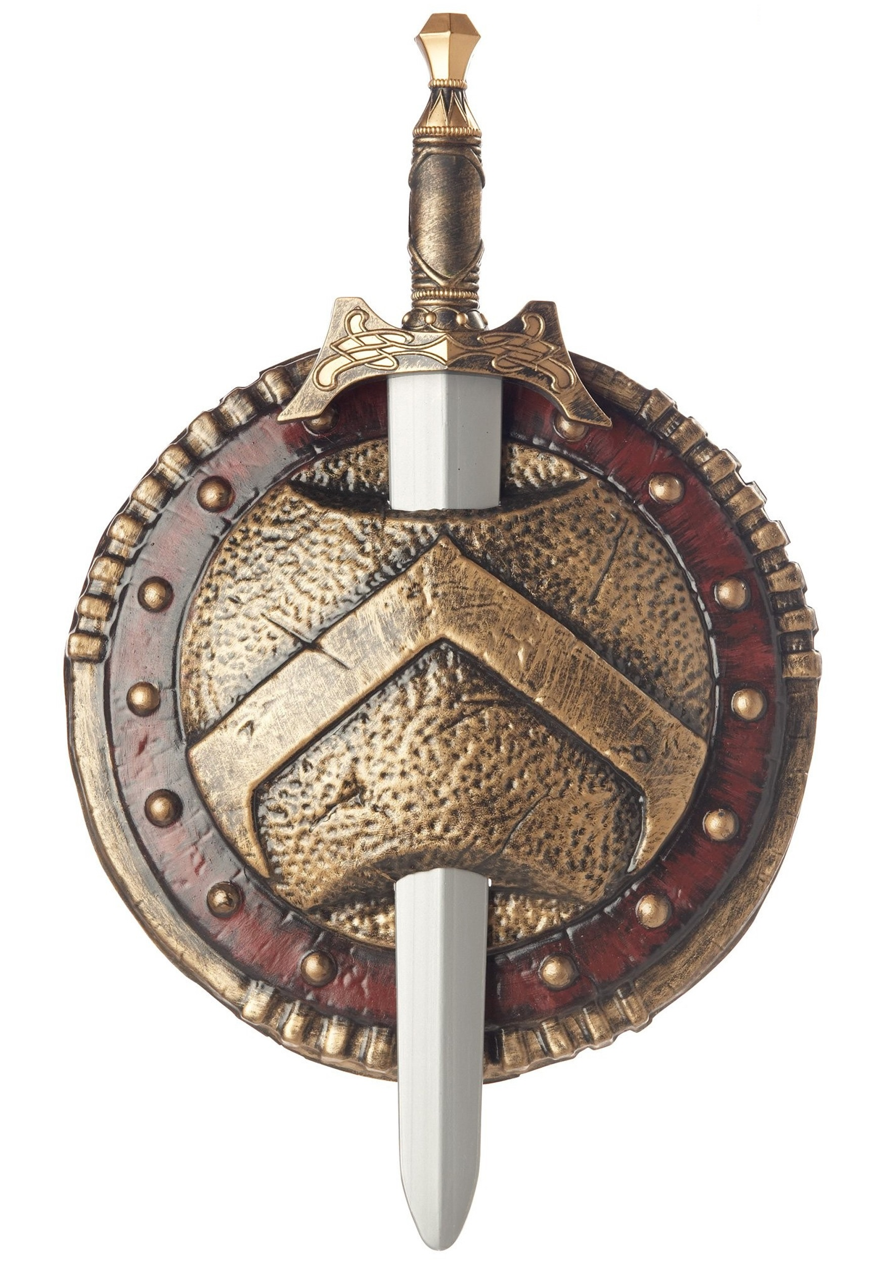 spartan sword and shield