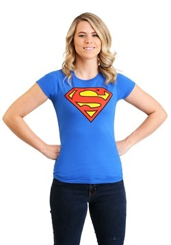 Womens Superman T-Shirt update1