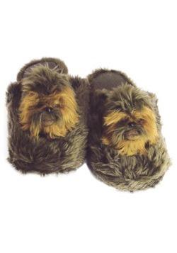 Adult Chewbacca Slippers