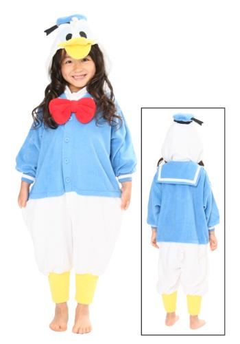 Kids Donald Duck Pajama Costume