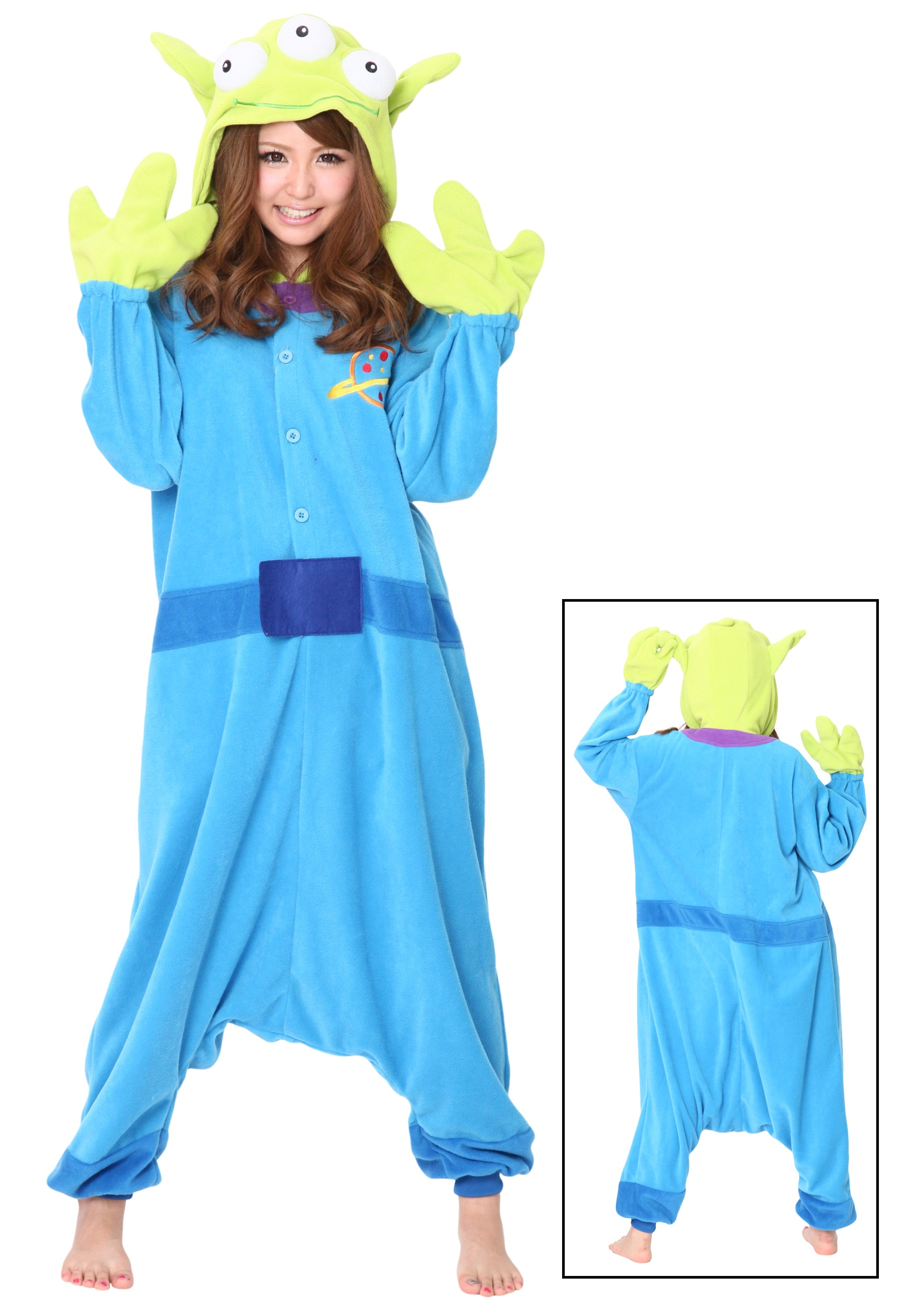 Alien Pajama Costume  sc 1 st  Fun.com & Toy Story Gifts