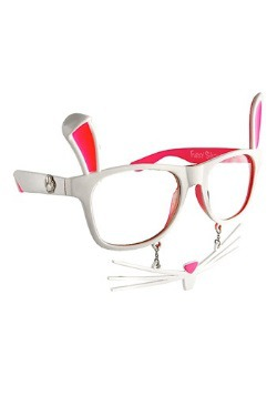 Bunny Animal Glasses