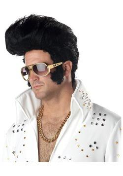 Rock Legend's Costume Wig