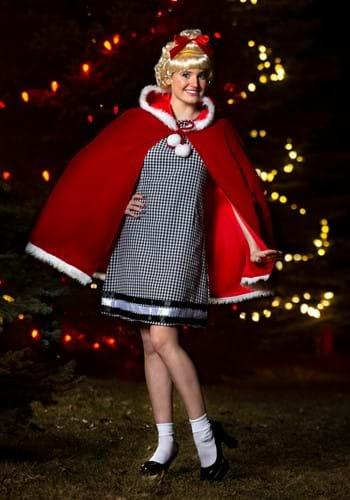 Women's Christmas Girl Costume Update