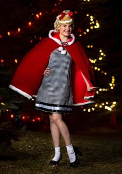 Women's Christmas Girl Costume 1